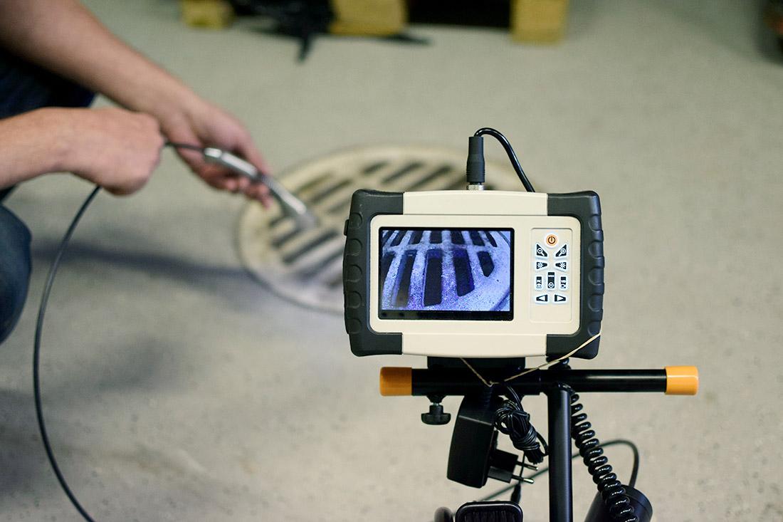 Entreprise spécialisée en inspection par caméra à Charlesbourg, QC