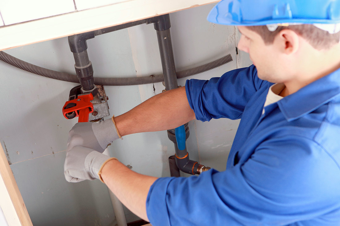 Normalisation des installations de plomberie à Charlesbourg