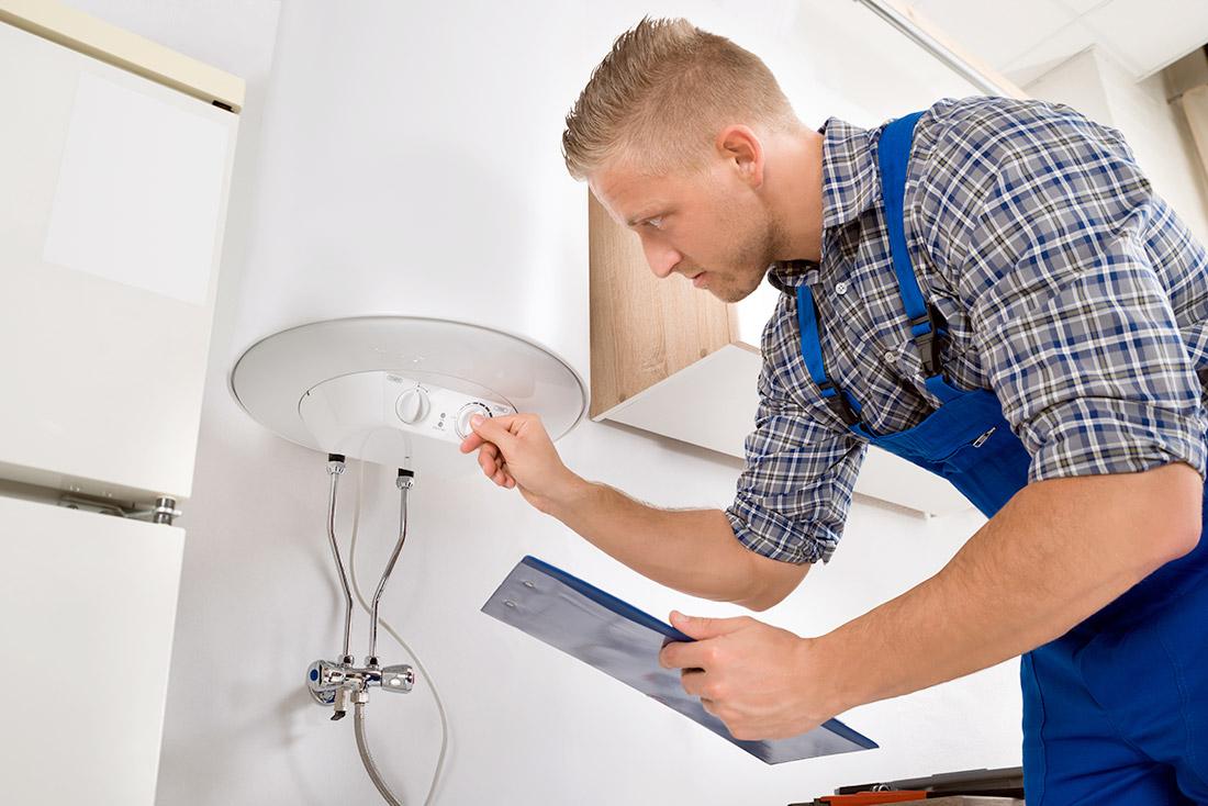 La maintenance de votre chauffe-eau à Charlesbourg, QC