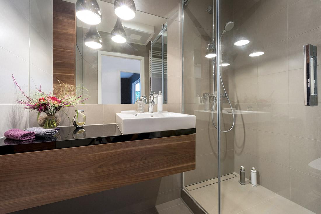 Rénovation d'une salle de bain à Charlesbourg, QC